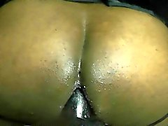 Black Juicy Ass Fuck Machine