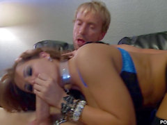 PORNFIDELITY - Madison Ivy absorbs Cock, Takes a internal ejaculation and facial