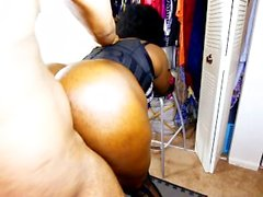 Obnoxious Black Slut Gets Oral Creampie - Craigslist Casting Call