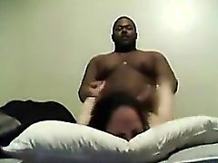 Interracial Couple Fucking Live