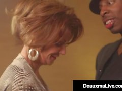 Texas Cougar Deauxma saa pounded Hotel By Big Black Cock