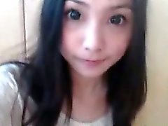 Hot Asian Webcam GIrl Plays 3