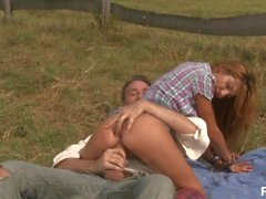 anale rancho girls 2 - Scene 3